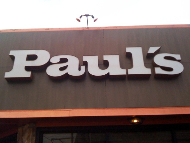 Paul's on Broadway