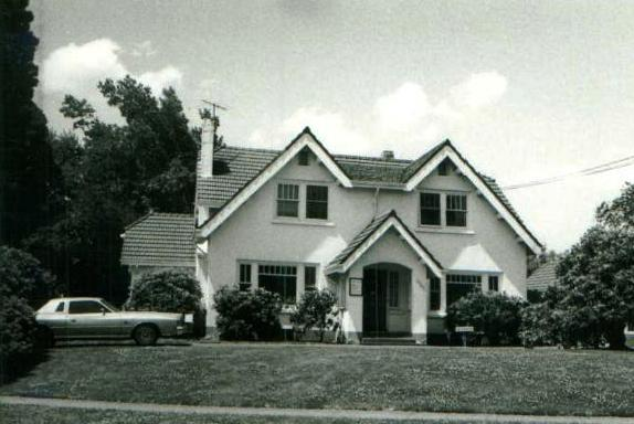 Streib's home, late 70s.