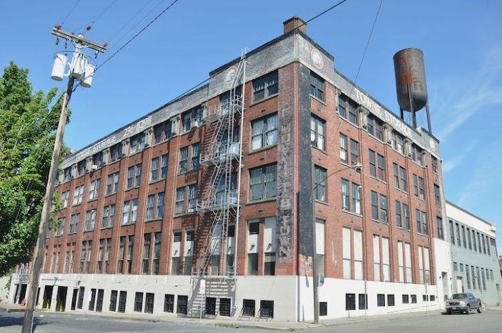 Blake McFall Company Building pre retrofit
