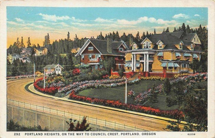 Old Portland Homes