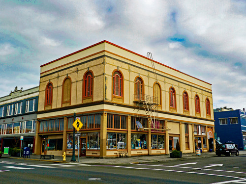 Astoria oddfellows
